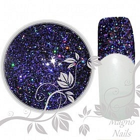 Glitter Star Night č. M 93 (879)